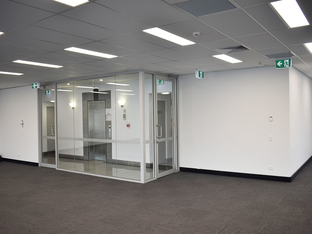 tenancy make good plaza parade maroochydore raw commercial projects fitouts fit out company