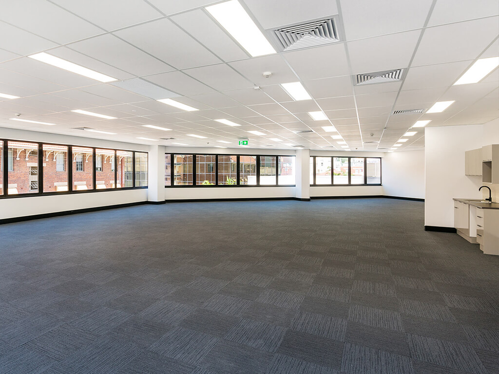 tenancy make good spring hill astor tce raw commercial projects fitouts fit out company