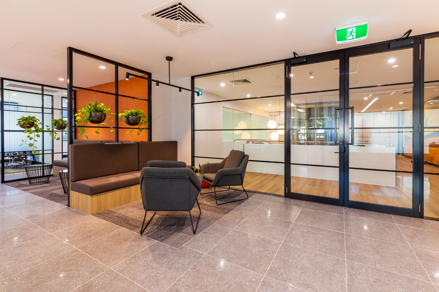 office fitout brisbane raw commercial projects