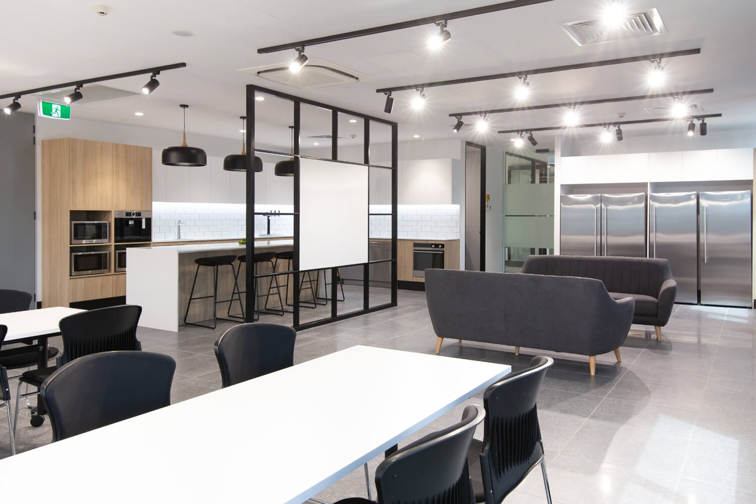office fitouts brisbane raw commercial projects
