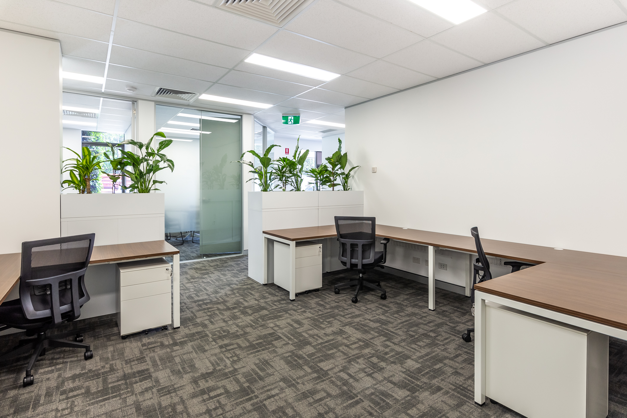 DSI Underground Narangba Design and Construction Office Fitout