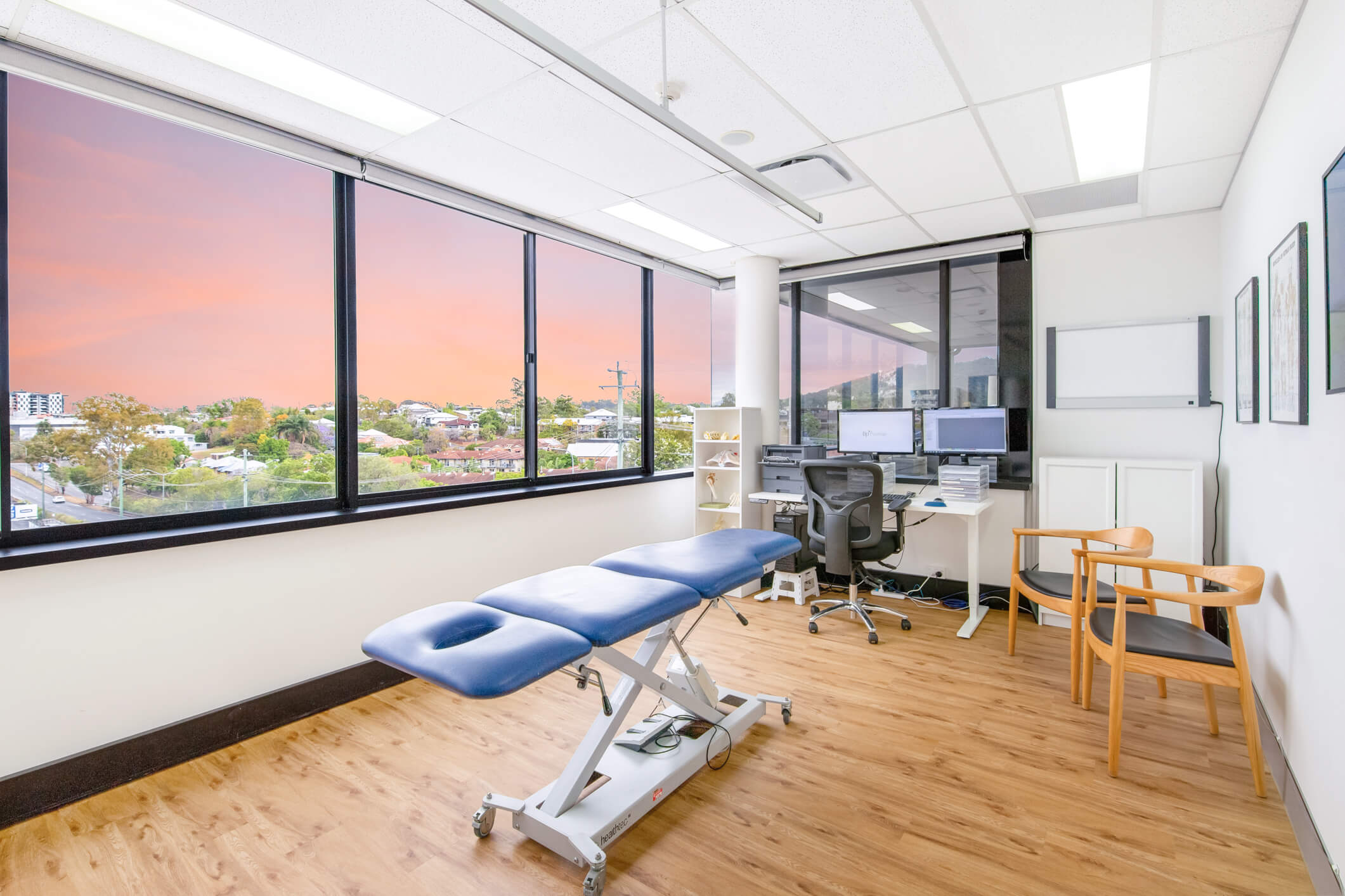 Brisbane Integrated Pain Care Medical Fitout Raw Commercial Projects Brisbane Taringa