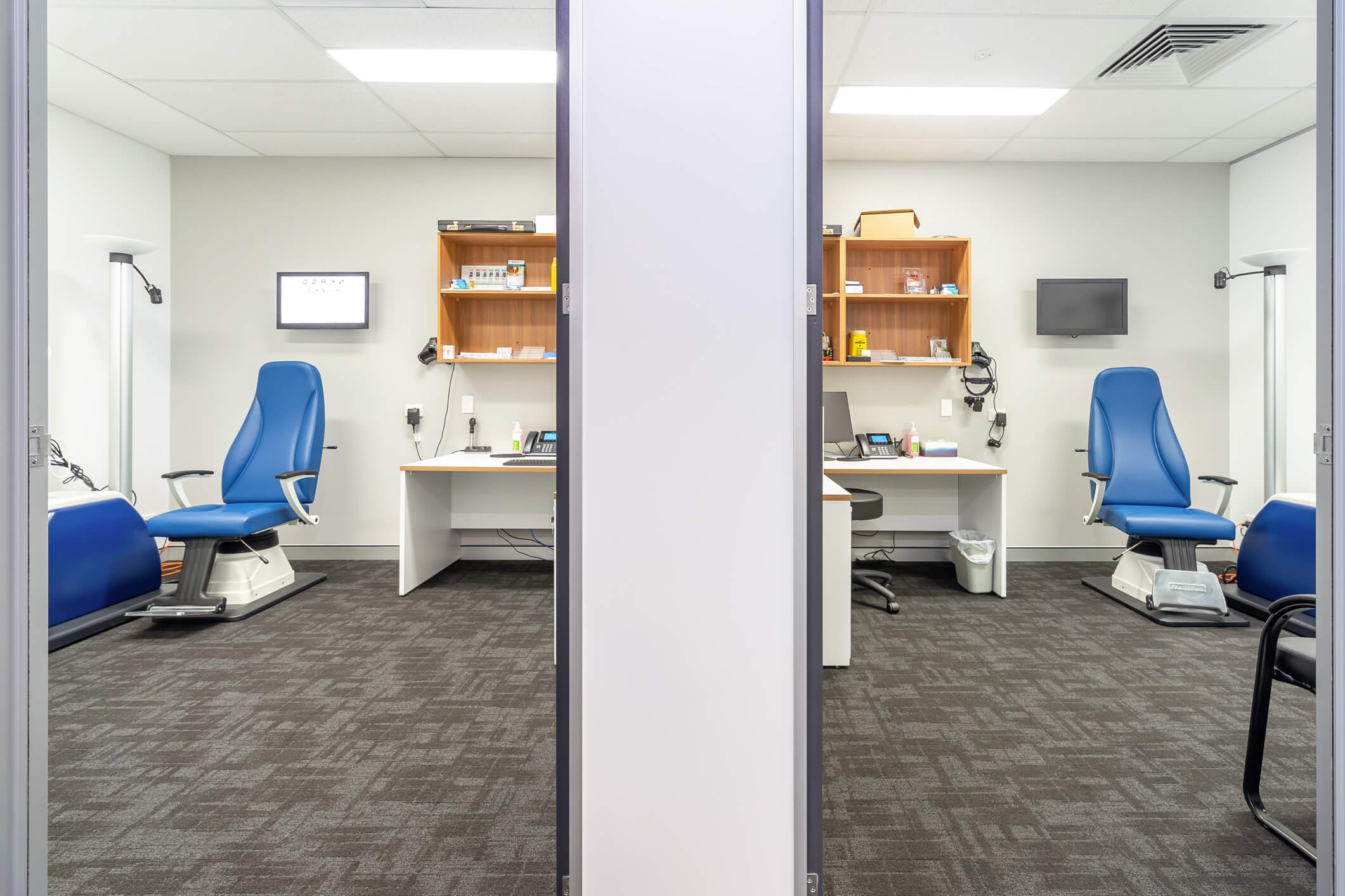 Maroochy Eye Specialist Medical Fitout Raw Commercial Projects Commercial Fitouts