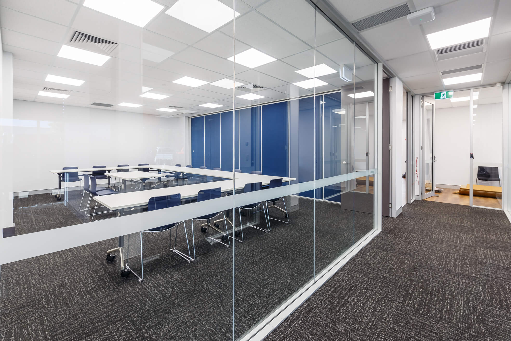 commercial fitouts office fitouts emerson eagle farm RAW Commercial Projects