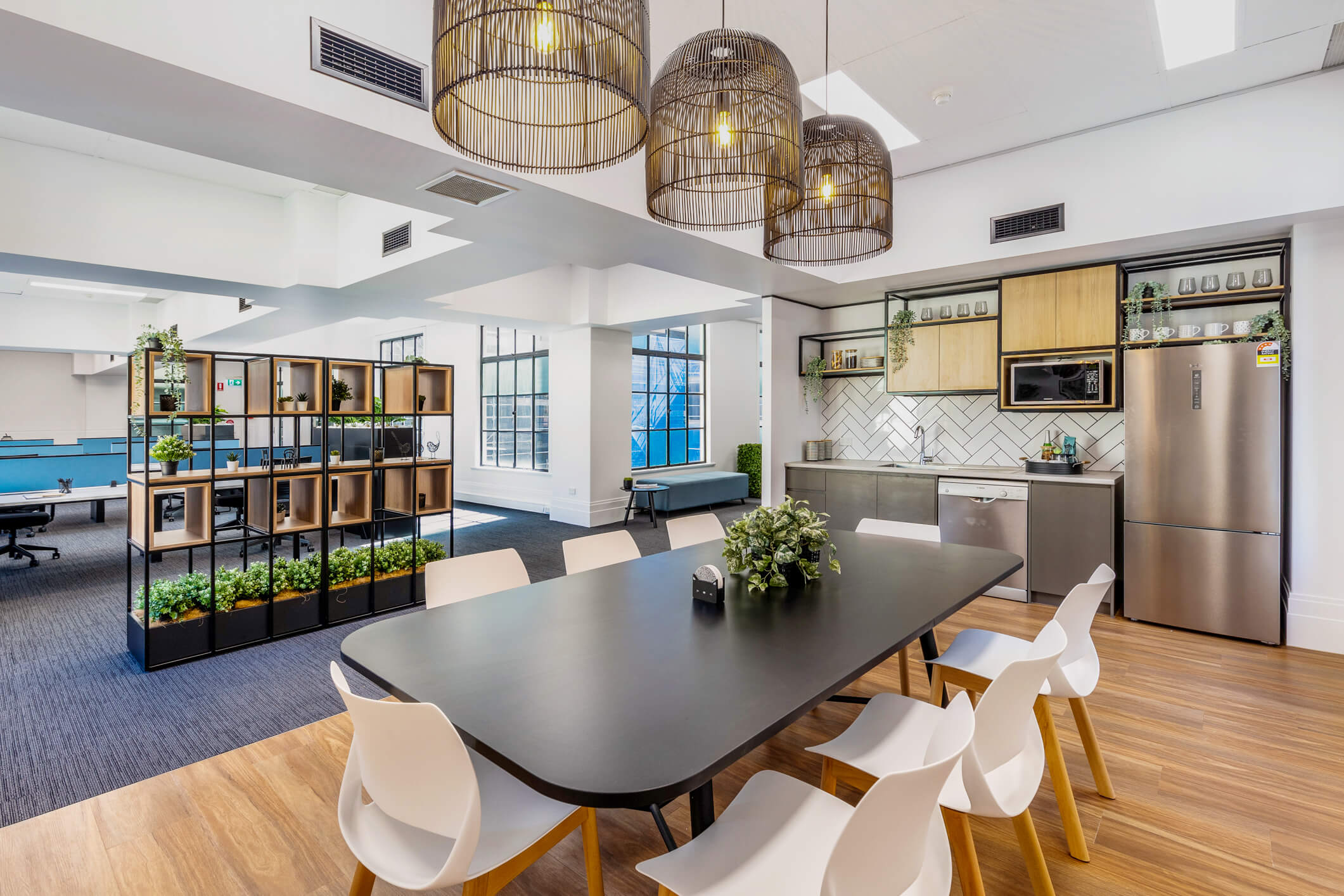 speculative fitout brisbane raw commercial projects